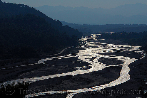 saklikent river (turkey), backlight, river, riverbed, saklikent