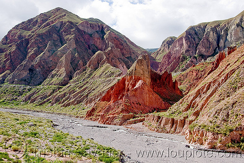 san isidro valley near iruya (argentina), iruya, mountains, noroeste argentino, quebrada de humahuaca, river bed, trekking, valley