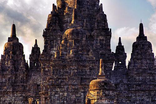 sewu buddhist temple, archaeology, buddhism, candi sewu, java, jogja, jogjakarta, ruins, yogyakarta
