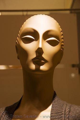 store dummy (vienna), dummy head, mannequin, store dummy, vienna, wien