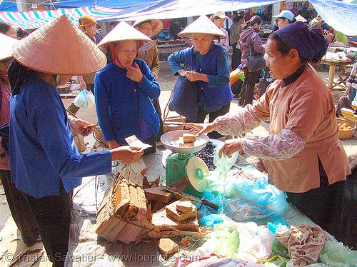 sugarloaf - vietnam, brown, brown sugar, cane, cane sugar, market, people, street market, sweet