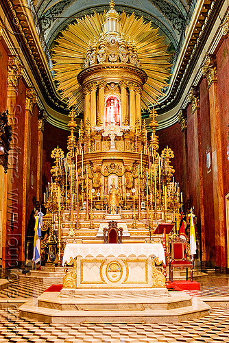 tabernacle - sacred art - salta cathedral (argentina), altar, baroque, cathedral, church, noroeste argentino, sacred art, sagrario, salta capital, tabernacle