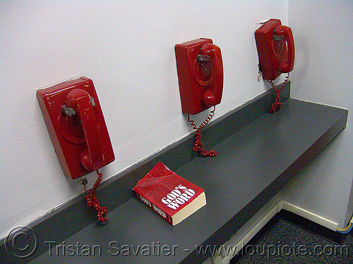 talk to god, airport, god's word, phones, red, red phones, scriptures, telephones, washington dulles