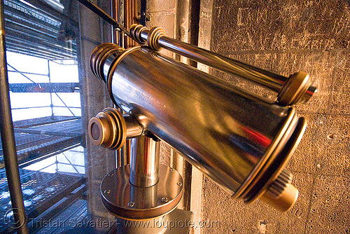 telescope - stephansdom - st stephen cathedral (vienna), bell tower, campanil, church tower, st stephen cathedral, stephansdom, telescope, vienna, wien