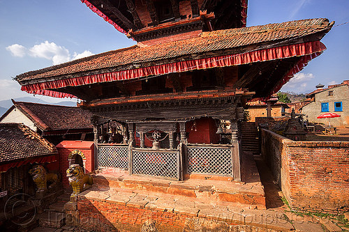 temple - nuwakot (nepal), nuwakot durbar, saat taale durbar