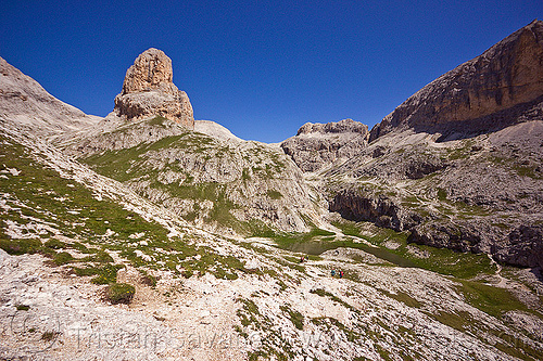via scalette - dolomites mountains, alps, dolomites, dolomiti, hikers, hiking, mountaineering, mountains, trail, trekking, via scalette