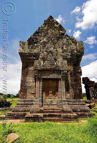 wat phu champasak (laos), hindu temple, hinduism, khmer temple, ruins