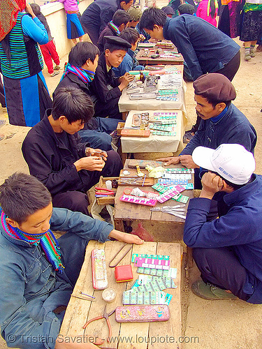 watchmakers row - vietnam, clockmakers, fixing, hill tribes, horologist, horology, indigenous, merchant, mèo vạc, repairing, timepiece, vendor, vietnam, watch, watchmaker, wristwatch