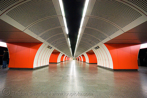 westbahnhof subway station (vienna), infrastructure, metro station, subway station, symmetrical, tunnel, underground station, vienna, westbahnhof, wien