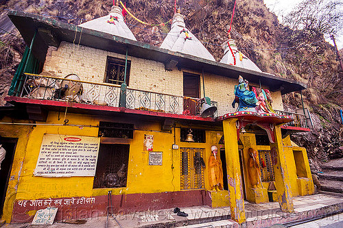 yamunotri temple (india), hinduism, temple, yamunotri