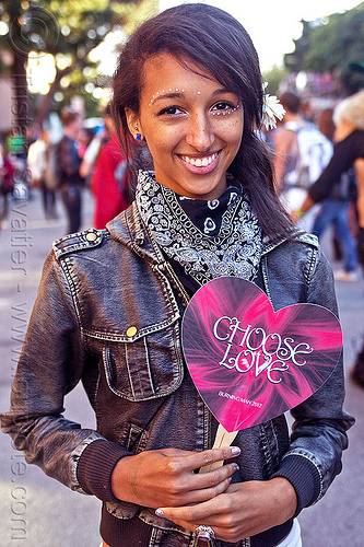 choose love, black bandana, black bandanna, burning man decompression, tenisha, woman