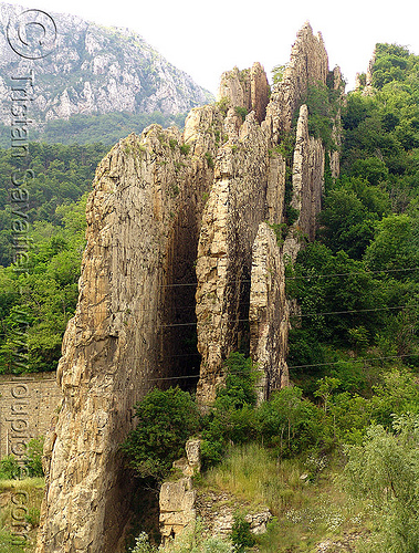 zverino - rock wall (bulgaria), rock wall, zverino, българия