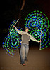 flowstaffs - elias spinning LED staffs (san francisco), double staff, elias, fire dancer, fire dancing, fire performer, fire spinning, flowlights, flowstaffs, flowtoys, glowing, led lights, led staffs, light staffs, long exposure, night, spinning fire, staves