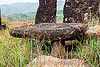 khasi dolmen - table-stone - memorial stones (india), archaeology, dolmen, east khasi hills, meghalaya, memorial stones, table-stone