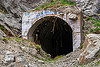 main access tunnel - loharinag-pala hydro power project (india), adit, bhagirathi valley, entrance, hydro electric, infrastructure, loharinag-pala hydro power project, tunnel