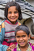 little girl and little boy in himalayan village (india), boy, children, janki chatti, kids, little girl, people