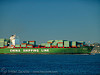 container ship - china shipping line