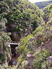 emen-canyon - gorge and foot bridge (bulgaria)