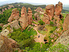 belogradchik - red rock formations (bulgaria)