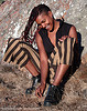 pretty african american girl - haneefah (san francisco), african american woman, black woman, fashion, haneefah