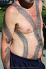 railroad tattoo - chest and arm, arm, chest tattoo, darryl, freight hopping, full body tattoos, rail tracks, railroad switch, railroad tattoo, railroad tracks, rails, railway frog, railway tracks, skin, tattooed, torso, train tracks, train tunnel