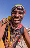man with big smile - burning man 2015, burning man, goggles, moustache, mustache