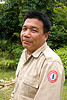 UXO LAO explosive expert (laos), bomb disposal, embroidered patch, explosive, landmine, lao national unexploded ordnance programme, man, uxo lao