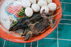 roasted rodents (laos), cooked, food, rats, roasted, rodents, squirrels