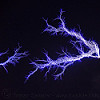 tesla coil arc, arc, arcing, electric, high voltage, tesla coil
