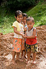 shy kids (laos), boy, children, kids, kong lor, little girl