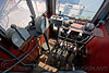 dockside crane control cabin - the whirley crane - richmond kaiser naval shipyard (near san francisco)