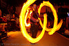 pi spinning poi - LSD fuego, bohemian carnival, fire dancer, fire dancing, fire performer, fire poi, fire spinning, flames, long exposure, los sueños del fuego, lsd fuego, night, spinning fire