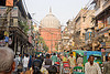 bazar - old delhi (india)