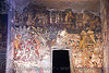 ancient buddhist paintings - ajanta caves - ancient buddhist temples (india)