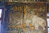 ancient buddhist paintings - ajanta caves (india)
