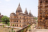 cenotaph ruins, architecture, cenotaphs, monument, orchha, ruins, temple