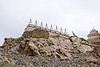 stupas - leh valley - ladakh (india)