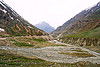zojila pass - drass river - drass valley - leh to srinagar road - kashmir