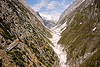 mountain trails in valley - amarnath yatra (pilgrimage) - kashmir