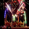 fireworks, fireworks, night of the burn, pyrotechnics, the burning man, the man burning