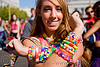 kandi kid, beads, bracelets, clothing, fashion, festival, kandi cuffs, kandi kid, kandi raver, love fest, lovevolution, plur, woman