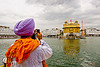 golden temple - sikh - amritsar (india)