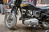 motorcycle with diesel engine - royal enfield taurus