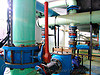 cut-off valve - water treatment plant, cut-off valve, factory, industrial, infrastructure, pipes, trespassing, urban exploration, water purification plant, water treatment plant
