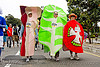 BLT - bacon lettuce tomato costumes, bacon, bay to breakers, blt, costumes, festival, footrace, lettuce, runners, street party, tomato
