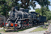 steam locomotive - campo quijano (argentina), campo quijano, noroeste argentino, railroad, railway, steam engine, steam locomotive, steam train engine, tren a las nubes