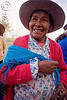old woman celebrating carnaval in abra pampa - humahuaca (argentina), abra pampa, andean carnival, carnaval, folklore, gaucho, hat, noroeste argentino, old woman, quebrada de humahuaca