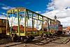 old train cars - train cemetery - uyuni (bolivia), abandoned, enfe, fca, railroad, railway, rusted, rusty, scrapyard, train car, train cemetery, train graveyard, train junkyard, uyuni