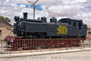 steam locomotive - railroad monument - uyuni (bolivia), enfe, fca, monument, railroad, railway, steam engine, steam locomotive, steam train engine, uyuni