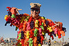 teddy bears costume, burning man, costume, fashion show, hat, plush, red, sunglasses, teddy bears